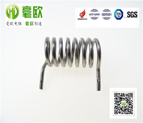 螺旋型插件电阻