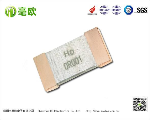 贴片采样电阻 锰铜分流片 3920(1050) 3W 1毫欧 1mR 1% R001 0.001R 合金电阻