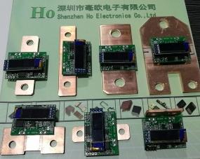 智能分流器 电表分流器 100A 200A 300A75MV 电流传感器