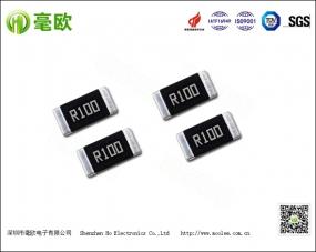 大毅原装正品2512 2W R004 0.004R合金贴片电阻5mr电流检测电阻