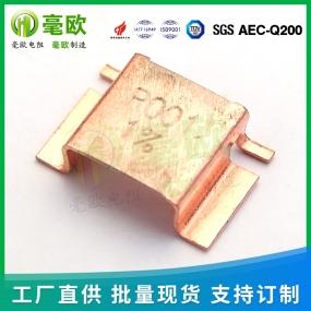 3-5W外折脚合金电阻