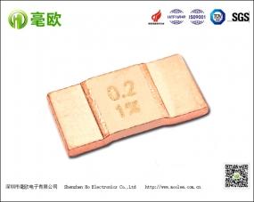 电流检测电阻 合金电阻 5930 5931  1575 1mR 0.001R R001 7W 1% 锰铜分流器
