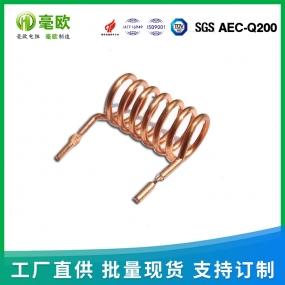 康铜电阻 锰铜电阻 线径1.5mm 脚距10mm 10毫欧 采样电阻 电流检测电阻