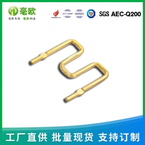 观澜M型压脚型电阻