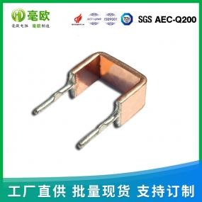 观澜焊接脚采样电阻4
