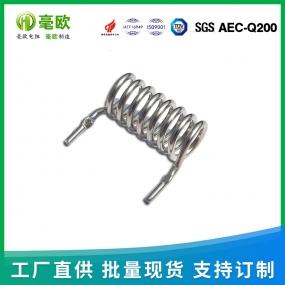 康铜电阻,锰铜电阻,插件电阻线径1.2mm阻值10mR