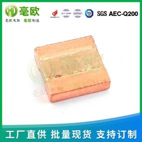 观澜5W合金电阻 锰铜电阻 采样电阻 贴片合金电阻6568-0.1mR